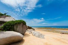 Landschaft auf Tioman-Insel Malaysia Stockfotografie