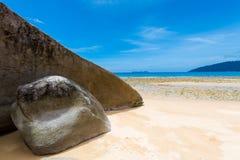 Landschaft auf Tioman-Insel Malaysia Lizenzfreie Stockfotos