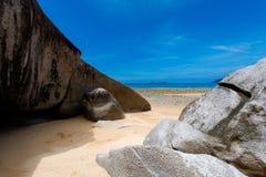 Landschaft auf Tioman-Insel Malaysia Lizenzfreies Stockbild