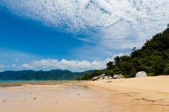 Landschaft auf Tioman-Insel Malaysia Stockfotos