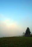 Landschaft am Berg Lizenzfreie Stockfotografie