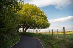 Landschaft in Birmingham lizenzfreies stockfoto