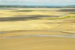 Landschaft in Bretagne Lizenzfreies Stockbild