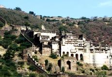 Landschaft-bundi, Rajasthan Indien Stockbilder