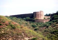 Landschaft-bundi, Rajasthan Indien Lizenzfreies Stockbild