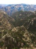Landschaft Cañà ³ n Del Cobre Lizenzfreies Stockfoto