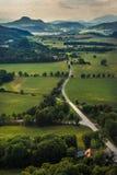 Landschaft Carinzia (Österreich) Stockbild