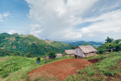 Landschaft in Chiang Mai Thailand stockfotos