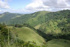 Landschaft in Costa Rica Stockfoto