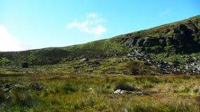 Landschaft in den Bergen Lizenzfreie Stockfotografie