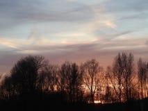Landschaft in Denderbelle lizenzfreie stockfotos