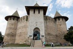 Landschaft der Festung lizenzfreie stockfotos