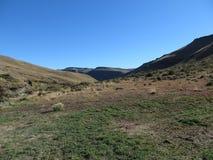 Landschaft der Pampa Lizenzfreie Stockfotos