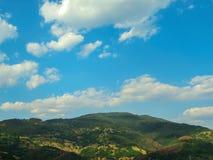 Landschaft des Berges Lizenzfreie Stockbilder