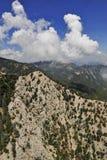 Landschaft des Berges Stockfotografie