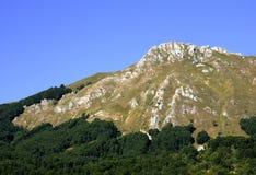 Landschaft des Stogovo Berges stockfotografie