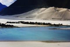 Landschaft des Yarlung Tsangpo Grand Canyon Lizenzfreie Stockfotografie