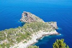 Landschaft durch Na Foradada Lizenzfreie Stockfotos