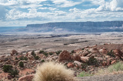 Landschaft entlang Landstraße 89, Arizona Lizenzfreies Stockfoto