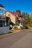 Landschaft in Finnland Lizenzfreie Stockfotos