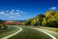 Landschaft grego Imagem de Stock Royalty Free