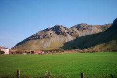 Landschaft II lizenzfreie stockbilder