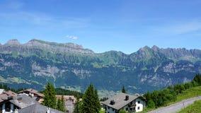 Landschaft im Bezirk St Gallen Lizenzfreie Stockfotos