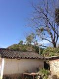 Landschaft im südlichen Porzellan Lizenzfreies Stockfoto