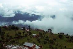 Landschaft Indien Lizenzfreies Stockbild