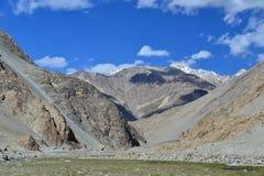 Landschaft in Indien lizenzfreie stockbilder
