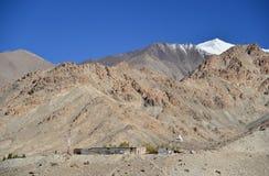 Landschaft in Indien lizenzfreies stockbild