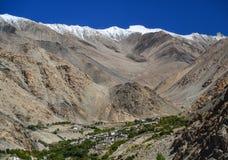 Landschaft in Indien lizenzfreies stockfoto