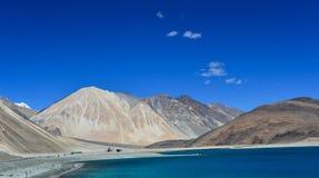 Landschaft in Indien stockfoto