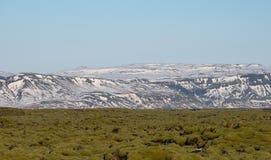 Landschaft in Island Stockfoto