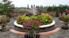 Landschaft Jakarta stockbild