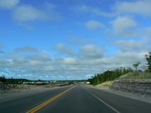 Landschaft Kanada lizenzfreies stockbild