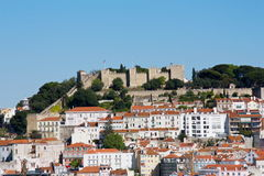 Landschaft Lissabon lizenzfreies stockfoto