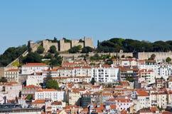 Landschaft Lissabon lizenzfreies stockbild