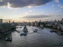 Landschaft London Lizenzfreie Stockfotos