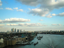 Landschaft London Stockfoto
