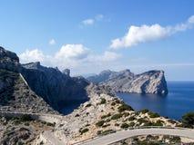 Landschaft Mallorca Stockfotos