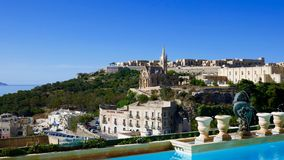 Landschaft Malta lizenzfreie stockfotografie