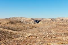 Landschaft mit vier Ecken stockbild