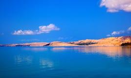 Landschaft Mittelmeer Stockfoto