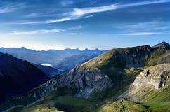 Landschaft nahe Grossglockner Stockbilder