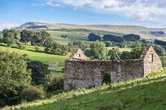 Landschaft nahe Kirkby Stephen, Cumbria, Großbritannien stockbilder