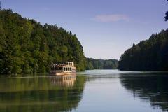 Landschaft nahe Passau Stockbilder