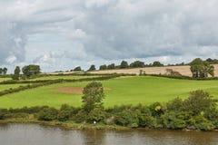Landschaft in Nord-Wales, England, Großbritannien Stockfoto