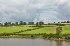 Landschaft in Nord-Wales, England, Großbritannien Lizenzfreie Stockbilder