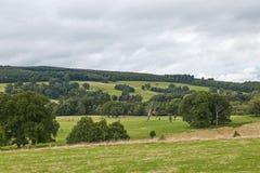 Landschaft in Nord-Wales, England, Großbritannien Lizenzfreie Stockfotos